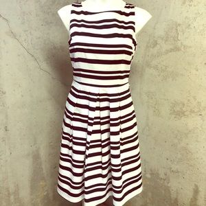 WHBM Striped Dress